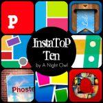 {InstaFriday} Top Ten InstaApps