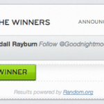 Goodnight Moon The Shop Giveaway Winner!