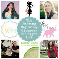 A Night Owl Amazing May Group Giveaway!