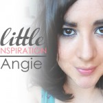 {Sponsor Spotlight} Angie from Little Inspiration