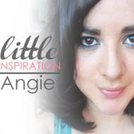 {Sponsor Spotlight} Angie from Little Inspiration