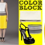 {Friday Fancies} Color Block Party