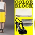 {Friday Fancies} Color Block Party