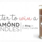 {Giveaway} Diamond Candles!