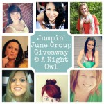 A Night Owl Jumpin' June Group Giveaway