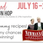 {Food Fun Hop} Newman's Own Organics Giveaway