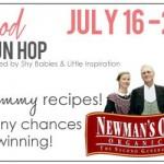 {Food Fun Hop} Newman's Own Organics Giveaway