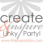 Little Inspiration :: Create & Inspire Party