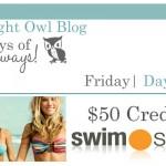 {7 Days of Giveaways} Day 6 :: Swim Spot