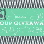 A Night Owl Jammin' July Group Giveaway