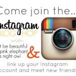 Instagram Blog Hop   Week 23