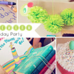A Bookworm Birthday Party