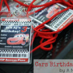{Birthday Bash} A Cars Party