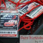 {Birthday Bash} A Cars Party