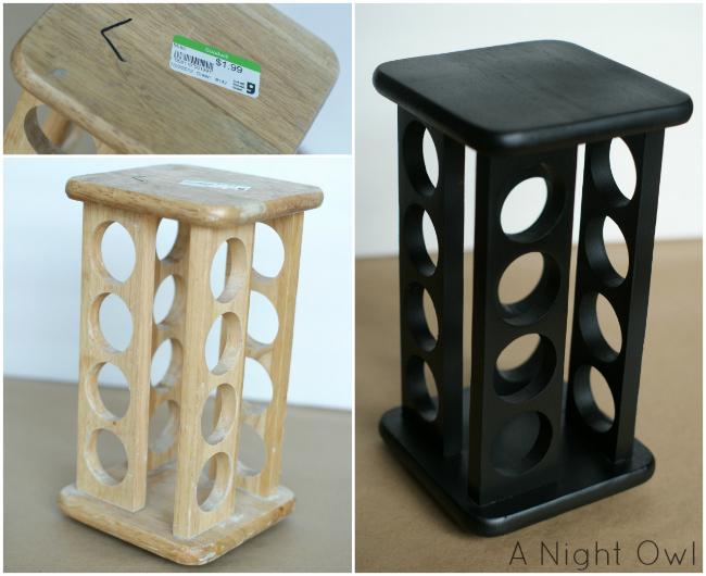 diy keurig k cup organizer a night owl blog. Black Bedroom Furniture Sets. Home Design Ideas