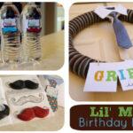 {Birthday Bash} Lil Man Party