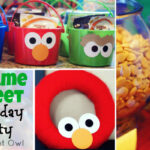 {Birthday Bash} A Sesame Street Party