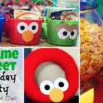 {Birthday Bash} A Sesame Street Party