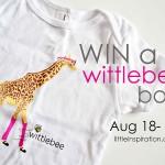 {Giveaway} Wittlebee Kids Clothing Club