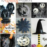{Pinning!} 10 Spooky Projects to Make