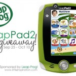 {Giveaway} Leap Frog LeapPad2