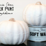 Annie Sloan Chalk Paint Pumpkins