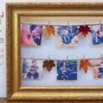 {Thifty Thursday} A Fall Frame