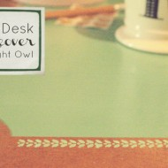 {Thrifty Thursday} An IKEA Desk Makeover