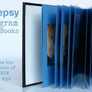 Keepsy iPhone App + Pocket Books