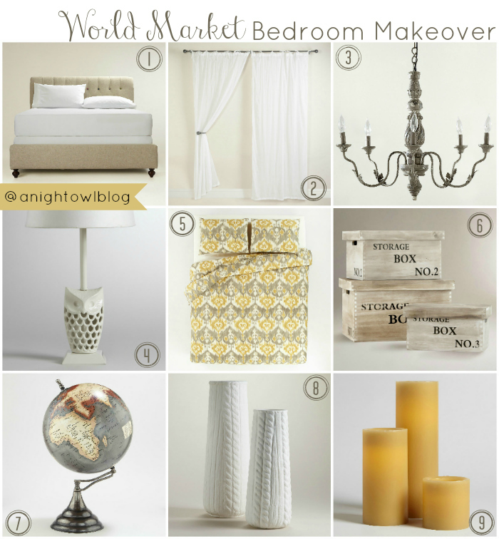 {Project Home} Master Bedroom Pinspiration