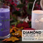 Enchanted Forest Diamond Candle Review + Giveaway!