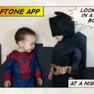 The Halftone Comic Book App
