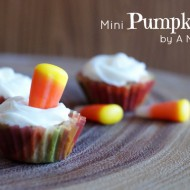 Quick and Easy Mini Pumpkin Bites