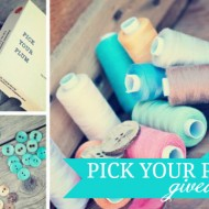 #ACraftersDream Christmas 2012 Giveaway :: Pick Your Plum