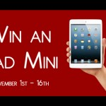 {Giveaway} Apple iPad Mini