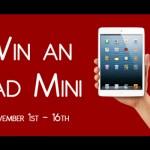 {Giveaway} Apple iPad Mini