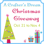 A Crafter's Dream Christmas Giveaway