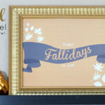 Fall Mantel + Giveaway