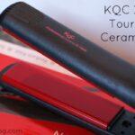 KQC X-Heat Tourmaline Ceramic Flat Iron Review