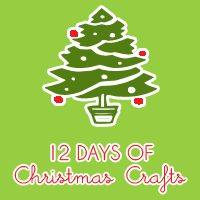12 Days of Christmas Crafting with Kids