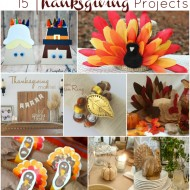 15 Thanksgiving Projects to Do