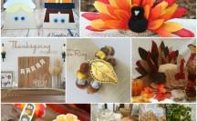 15 Thanksgiving Projects at @anightowlblog