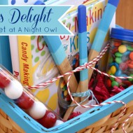 {Thrifty Thursday} Baker's Delight Gift Basket