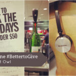 {Blogger Event} Brookstone #BettertoGive