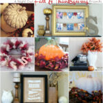 Fall and Thanksgiving Projects