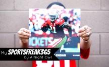 My SportsFreak at @anightowlblog Feature #SportsFreak365
