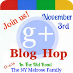 Google+ Blog Hop