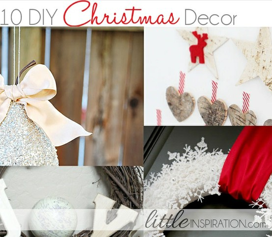 10 DIY Christmas Decor Ideas