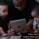 Interactive Learning with Cypher Kids Club Reality Cards #CypherKidsClub