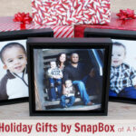 Great Holiday Gifts with SnapBox #SnapBoxPrints